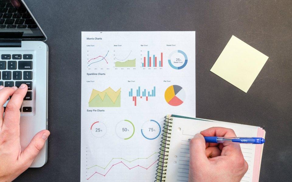Digitalización y análisis de datos