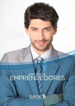 máster de emprendedores temario