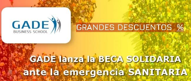 Beca Solidaria GADE BS