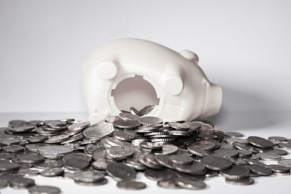 Comisiones por el dinero ahorrado